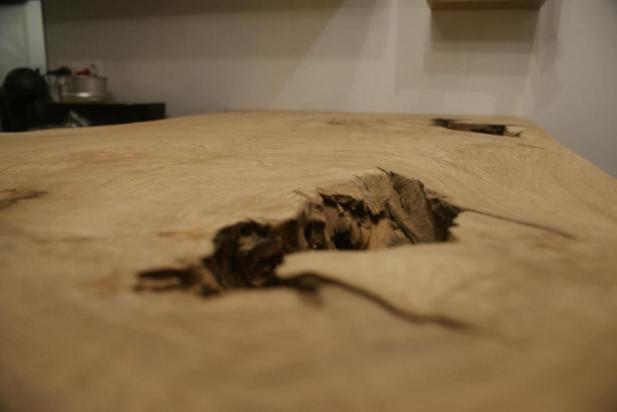 Woodline Anthony Hablot Menuiserie Charpente Val-de-Ruz, Suisse Romande, table sur mesure