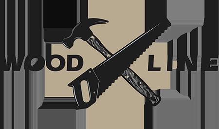 Logo Woodline Anthony Hablot, Artisan du Bois, Menuisier Charpentier, Canton de Neuchâtel, Suisse