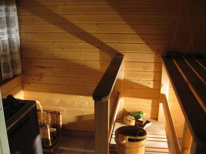 Sauna Intérieur, Sauna Finlandais, Woodline Menuiserie Anthony Hablot